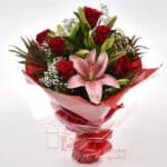 lily bouquet3
