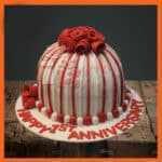 anniversary-cake-red-rose-rs7740