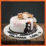 anniversary-golden-roses-fondant-cake-rs5160