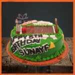 cricket-fever-theme-fondant-cake-rs6450