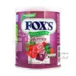 fox berries tin