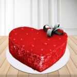 heart-shaped-red-velvet-cake-440×440